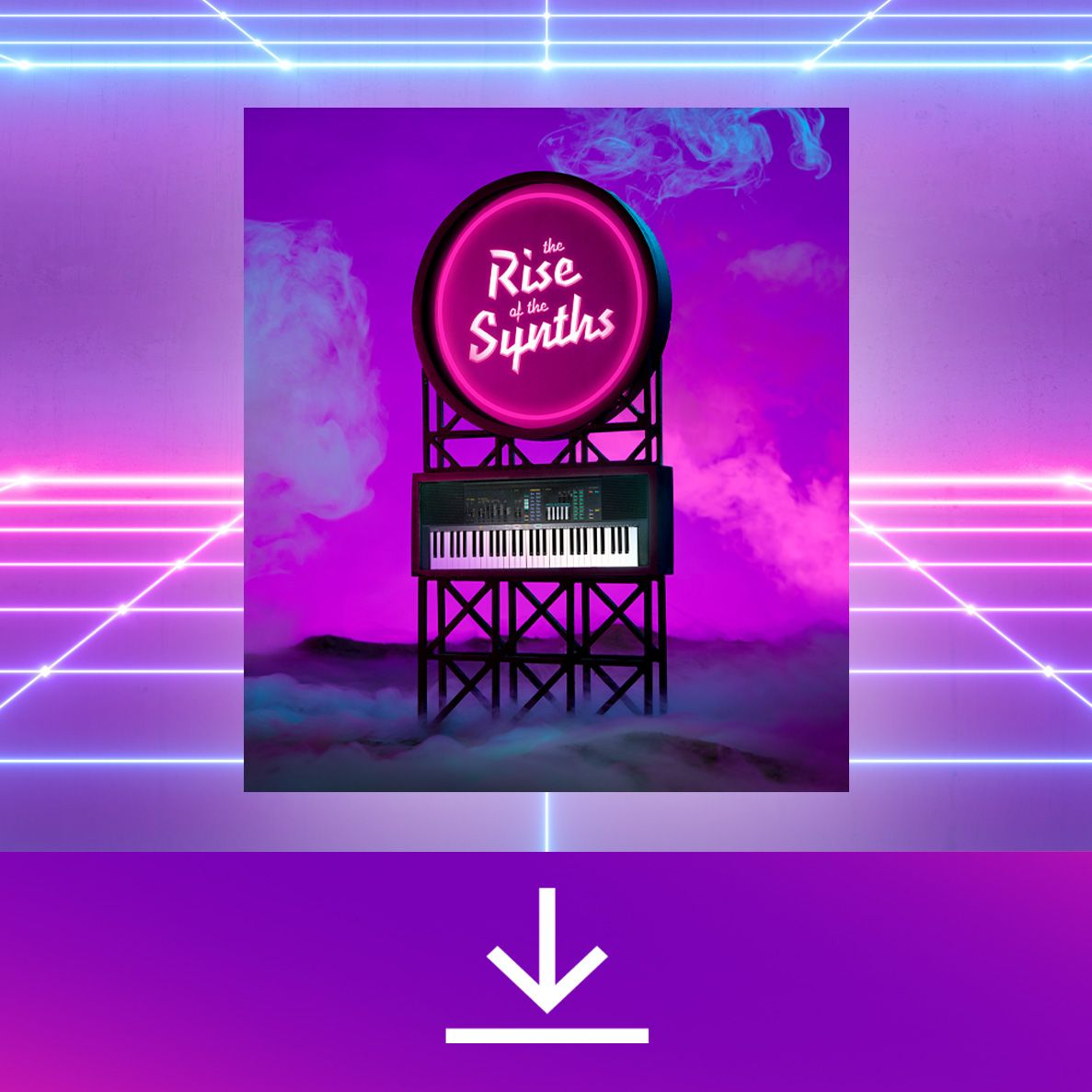Digital Download The Rise Of The Synths